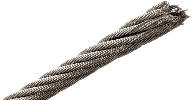 Resultado de imagen para cuerda de alambre hebra compactada