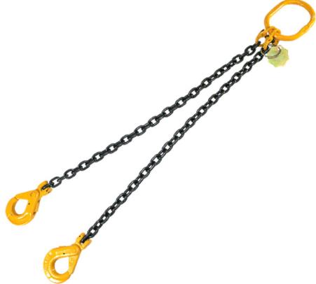 eslinga cadena dos